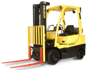 Forklifts and electric pallet jacks valley equipment for Motorized pallet jack rental